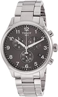 Tissot Men's Chrono XL Classic - T1166171105701 Black/Grey One Size