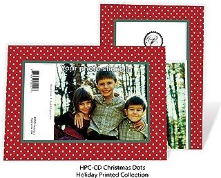 christmas photo frame cards