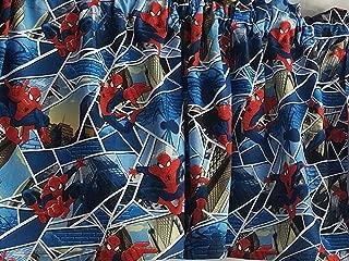 Best spiderman valance curtains Reviews
