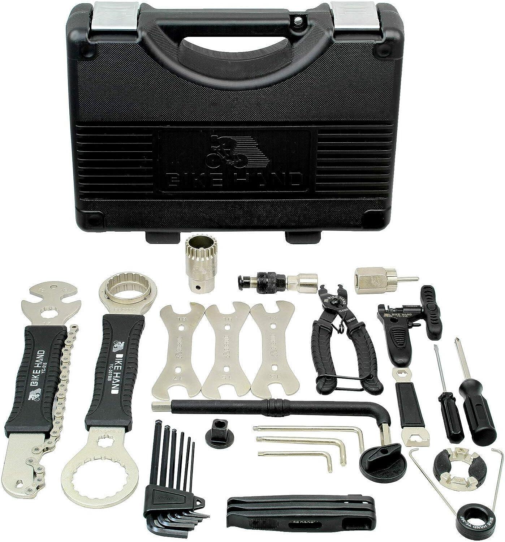 BIKEHAND Finally popular brand Quality Bike Bicycle Repair Kit Maintenance Surprise price Tool Set