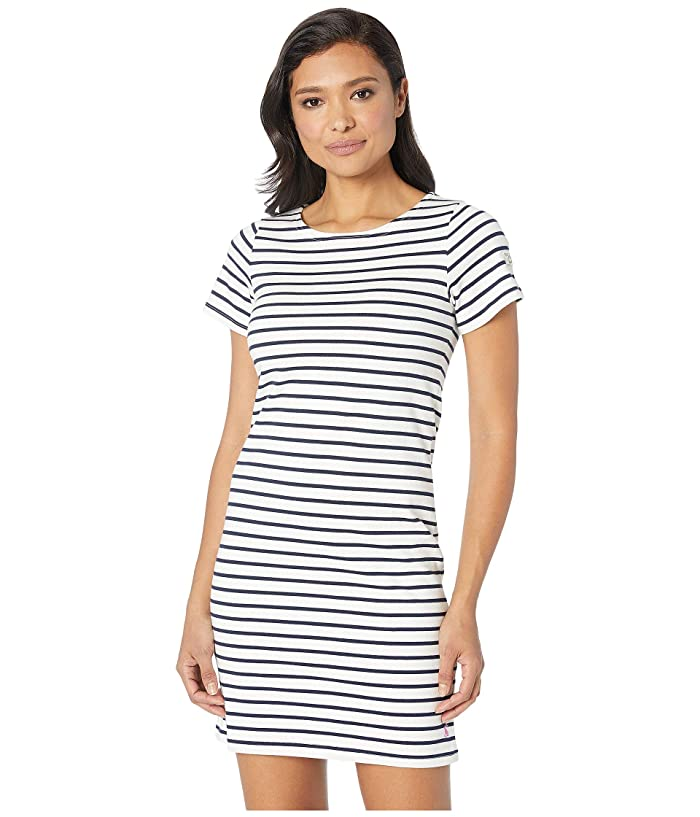 Joules Riviera (Cream Navy Stripe) Women