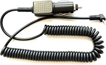 CAR DC Adapter/Charger Replacement for Cobra MRHH125, MR HH125 VHF Marine Radio