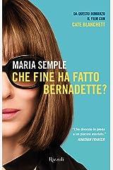 Che fine ha fatto Bernadette? (Italian Edition) Kindle Edition