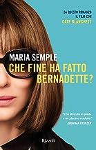 Che fine ha fatto Bernadette? (Italian Edition)