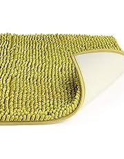 Vdomus 浴室防滑垫 踩脚垫 速干 吸水 蓬松 全洗 洗澡 浴室 玄关 垫