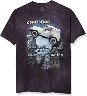 The Mountain Men's Jeep Outdoor T-Shirt
