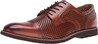 STACY ADAMS Men's Ellery Cap Toe Oxford
