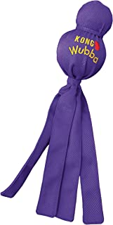 KONG - Wubba - Dog Tug of War and Fetch Toy (Assorted Colours) - for Extra Large Dogs