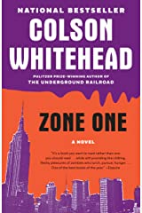 Zone One: A Novel Kindle Edition