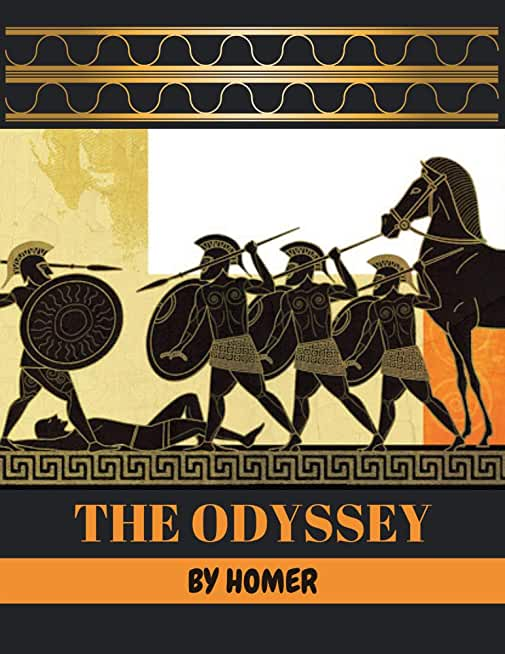 The Odyssey by Homer (English Edition)