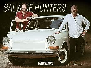 Salvage Hunters: Classic Cars Season 2