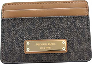 Michael Kors Womens Wallet, Brown - 32F7GF6D0B