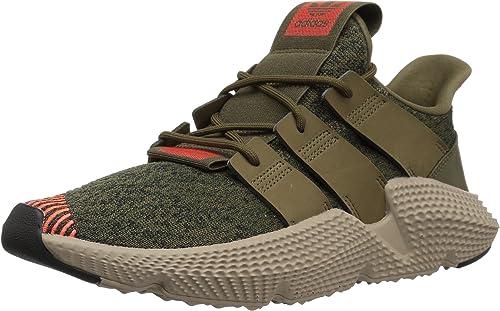 Adidas Originals Hommes's Prophere FonctionneHommest chaussures, Trace Trace Olive Solar rouge, 12 M US  économiser sur le dédouanement