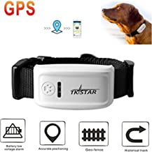 MUXAN Localizador de GPS Collar anti-pérdida de localizador / perseguidor, control remoto anti-perdida para mascotas, niños, billetera, teléfono celular, animales, posición de alarma TK909