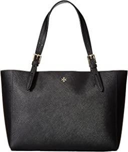 York Small Buckle Tote