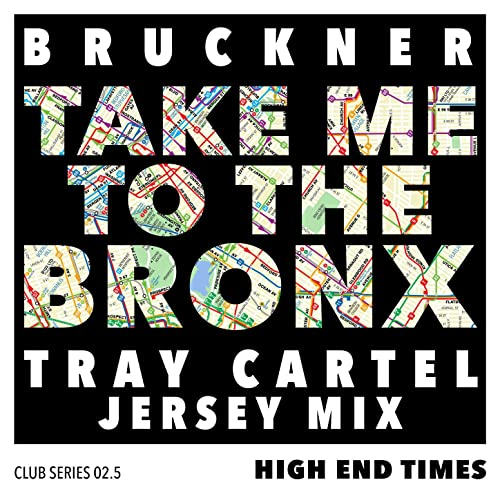 Take You To The Bronx (Tray Cartel Remix) by Anton Bruckner ...