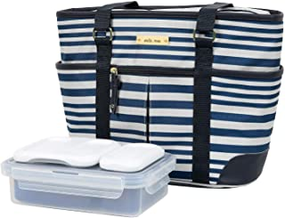 Arctic Zone Ladies Lunch Tote Insulated Bucket - Gazebo Stripes