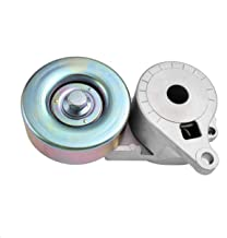 TUUMOND 38133 Automatic Belt Tensioner Fit for 2002-2004 Ford E-150 2003-2004 Ford E-150 Club Wagon 1997-2002 Ford E-150 Econoline 1997-2002 Ford E-150 Econoline Club Wagon