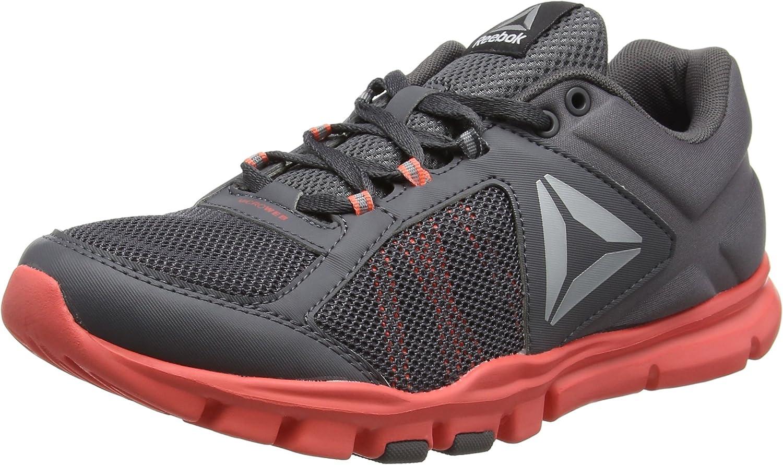 Reebok Women's Yourflex Trainette 9.0 MT Cross-Trainer shoes Black