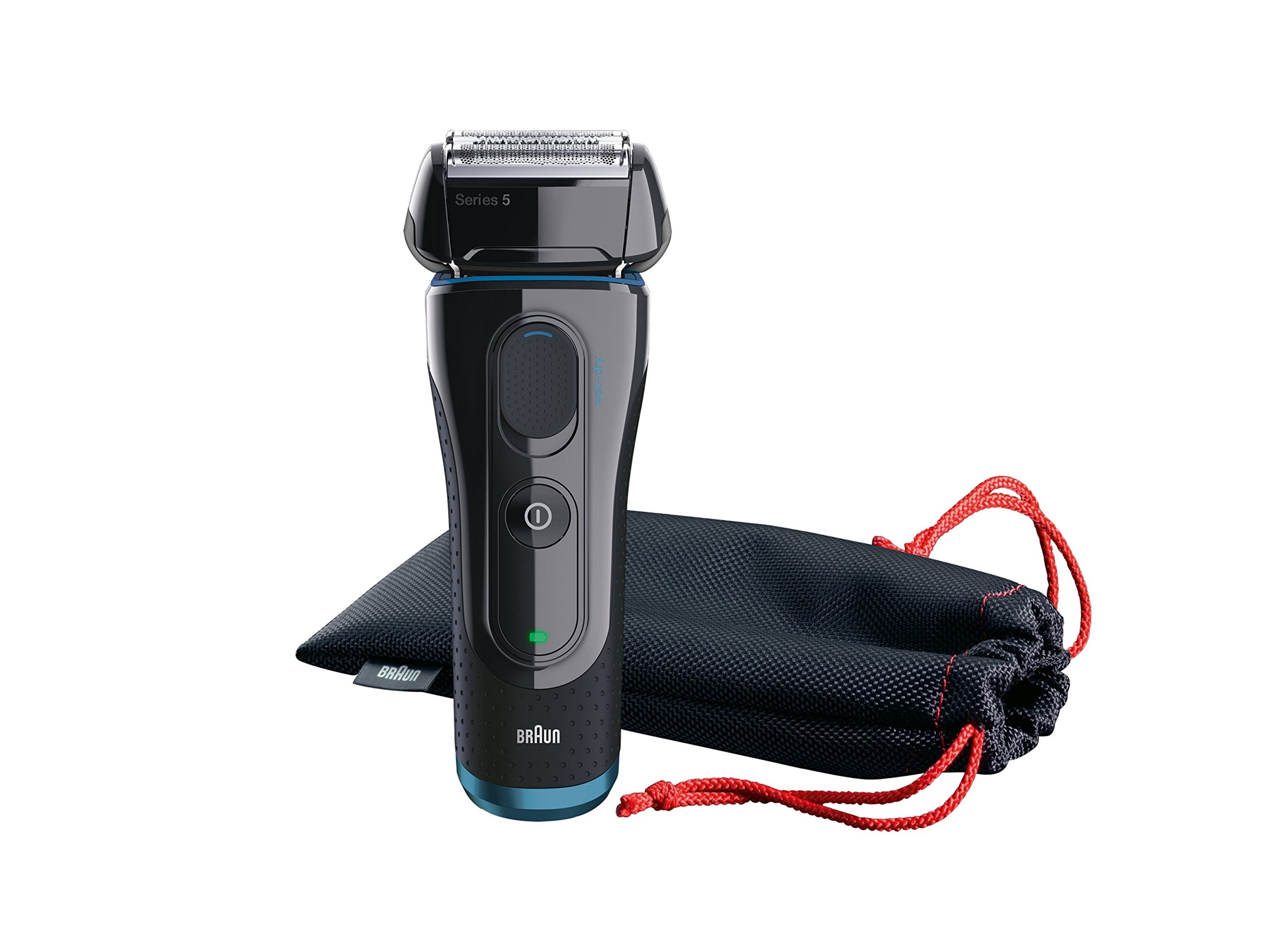 Braun Series 5 5040s-5 Wet and Dry Electric Shaver: Amazon.es ...