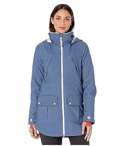 Burton Prowess Jacket Stretch Denim (Light Denim) Women