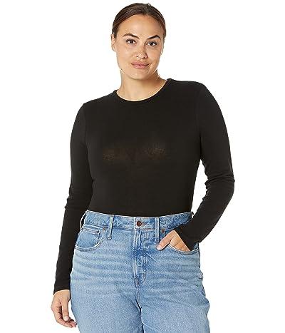 Madewell Plus Size Jezebel Bodysuit