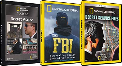 Best national geographic channel secret service Reviews