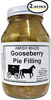 Best gooseberry pie from canned gooseberries Reviews