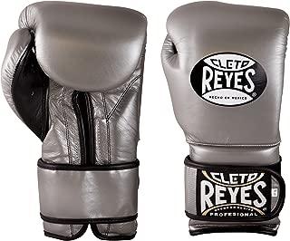CLETO REYES ce616t Training Gloves, Unisex Adult, Silver, 16oz
