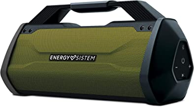 Energy Sistem Outdoor Box Beast (60W, Bluetooth, USB y microSD MP3. Radio FM, Resistente a Golpes)