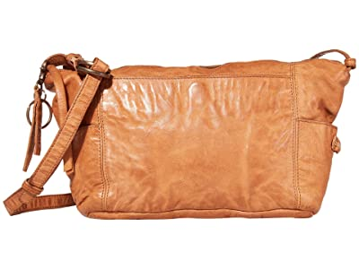 FRYE AND CO. Jolie Crossbody (Cognac) Cross Body Handbags