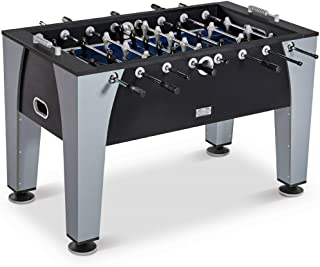 Soccer Foosball Table and Balls Set for Adults, Kids - Arcade Football Game Room Furniture 54 in