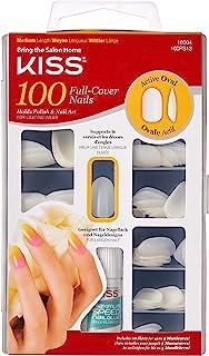 Kiss Active Oval Nägel – 100 Stück