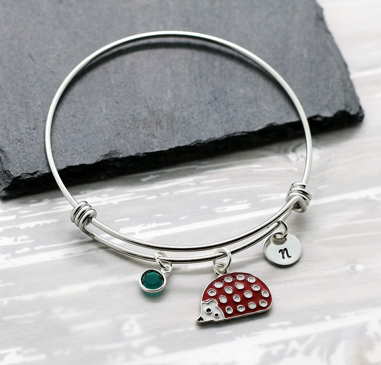 25. Womens Hedgehog Bracelet