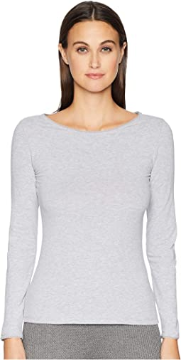 Pima Goddess - The Everyday Long Sleeve Tee