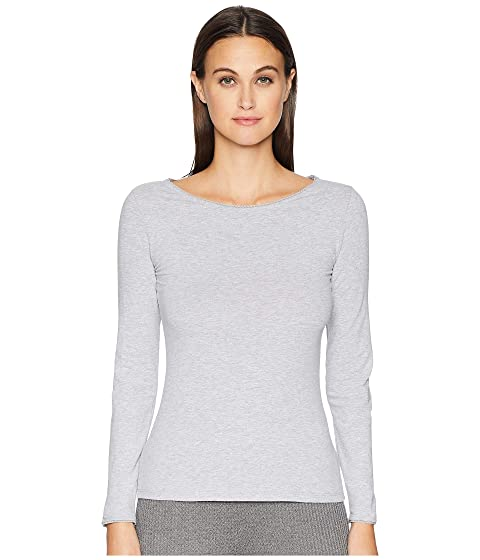 Eberjey Pima Goddess - The Everyday Long Sleeve Tee