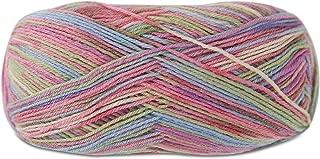 Supersocke Superwash Sock Yarn 4-Ply Gauge #1 Fingering Super Fine Sock Baby Wool Lyocell Polyamid 3.5 Ounces 437 Yards (2281)