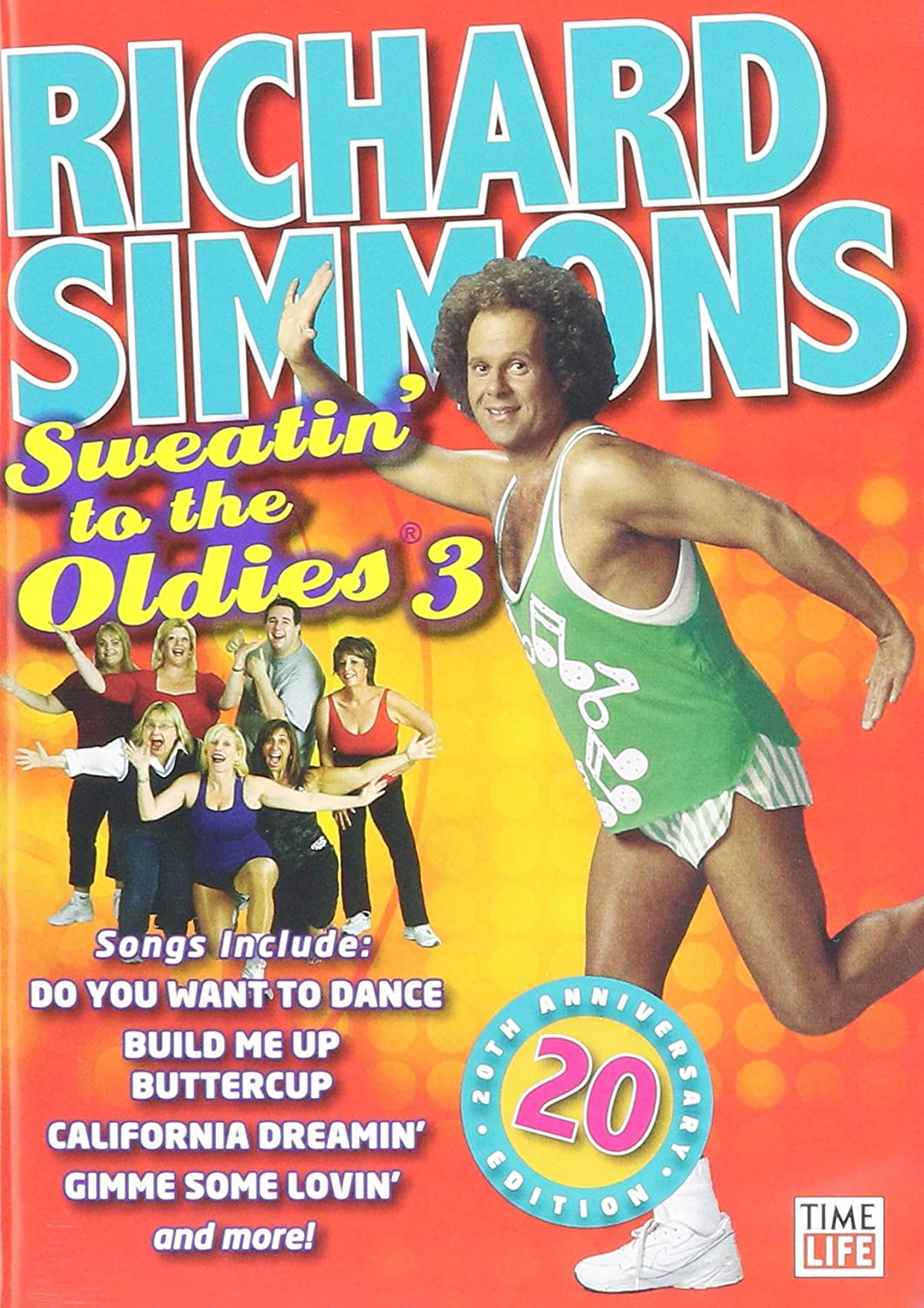 Richard Simmons: Sweatin' to Oldies the 3 All items free shipping San Francisco Mall