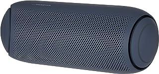 LG 2.0 XBOOM Go PL7 Portable Bluetooth Speaker with Meridian Sound Technology (PL7),Black