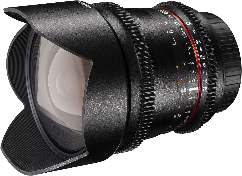Walimex Pro 10mm 1 3 1 Vcsc Weitwinkelobjektiv Für Kamera