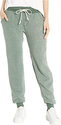 Eco Teddy Jogger