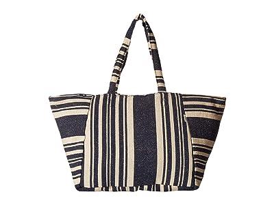 Rip Curl Coastal Tides Jumbo Tote (Bone) Handbags