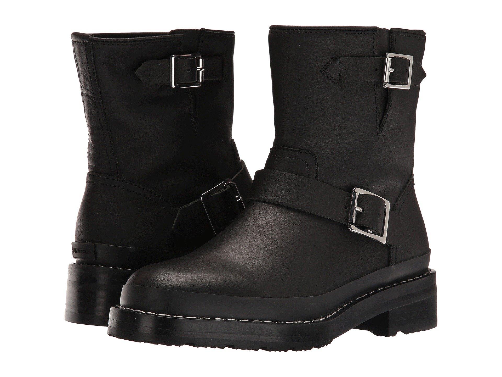 Original Leather Biker Boot