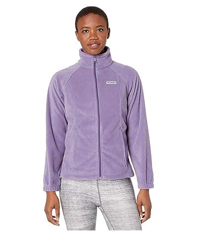 Columbia Benton Springstm Full Zip (Plum Purple) Women