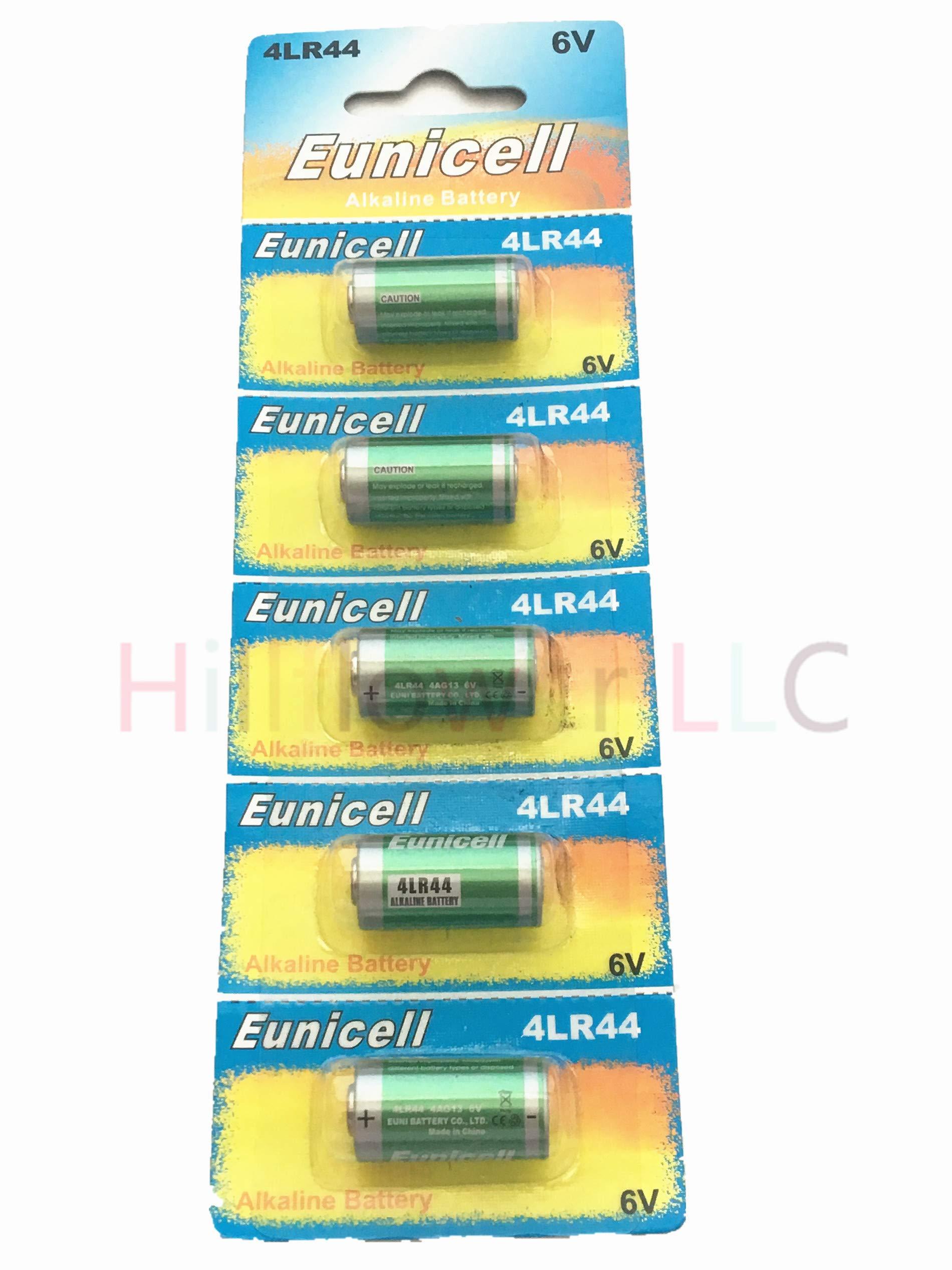 20pcs 4LR44 Alkaline Battery Remote