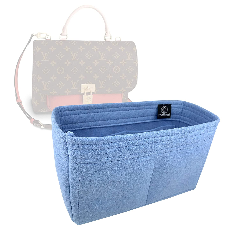Bag Organizer for LV Marignan Max 45% OFF - Premium Baltimore Mall Handmade Felt Colors 20