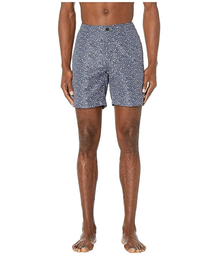 onia Calder 7.5 Swim Shorts (Deep Navy) Men