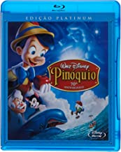Pinóquio Edição Platinum [Blu-ray]