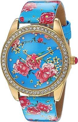 Floral/Blue
