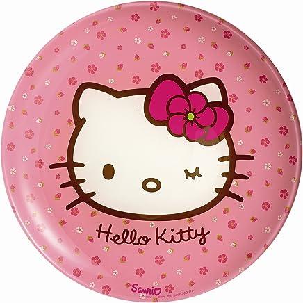 Preisvergleich für Luminarc 9205479luminarc-9205479-assiette Dessertteller 20cm Hello Kitty Sweet Pink, Glas, Rosa, 20x 20x 2cm